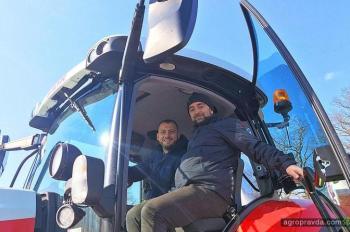 Украинцам продемонстрировали производство тракторов Case IH в Австрии