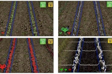 Як працює система автоматичного ведення по рядках BEDNAR