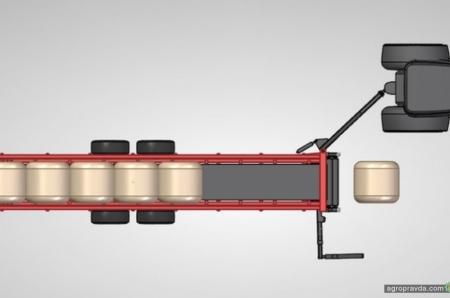 Fliegl завершил разработку самозагружающегося транспортера
