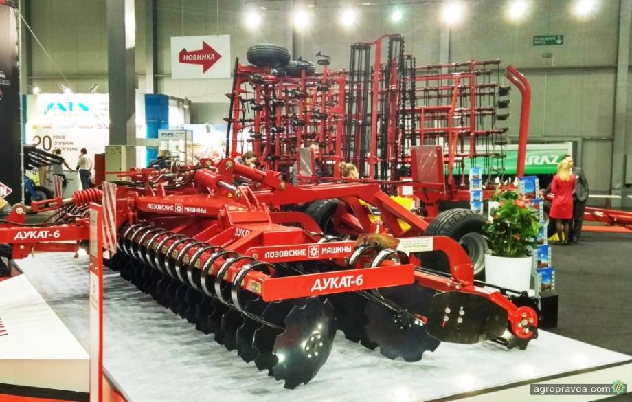 Lozova Machinery увеличивает свое присутствие в Канаде
