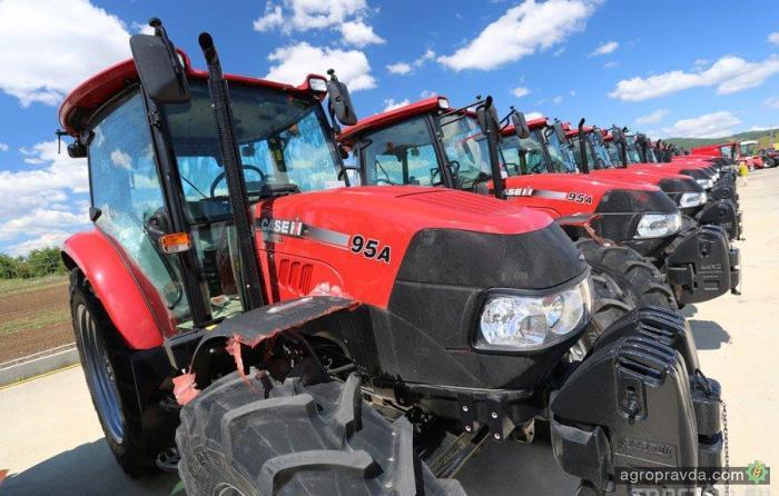 Case IH обновил тракторы серии Farmall