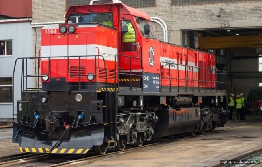 В Украине готовятся запустить частную локомотивную тягу