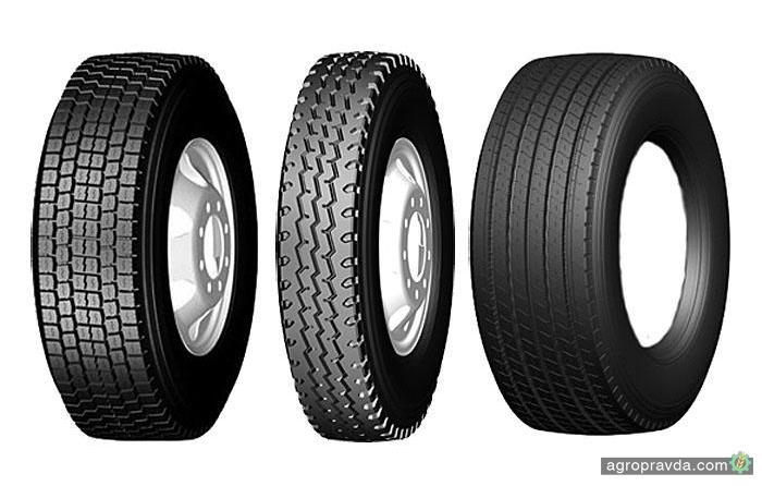 В Украине представлены новые бюджетные грузовые шины Antyre
