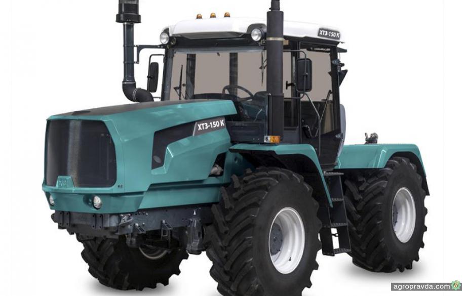 ХТЗ представляет обновленный трактор 150К-09. Видеообзор