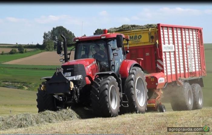 Чем запомнился 2015 г. производителям сельхозтехники. Часть 2