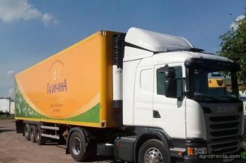 Молочная компания закупила партию тягачей Scania