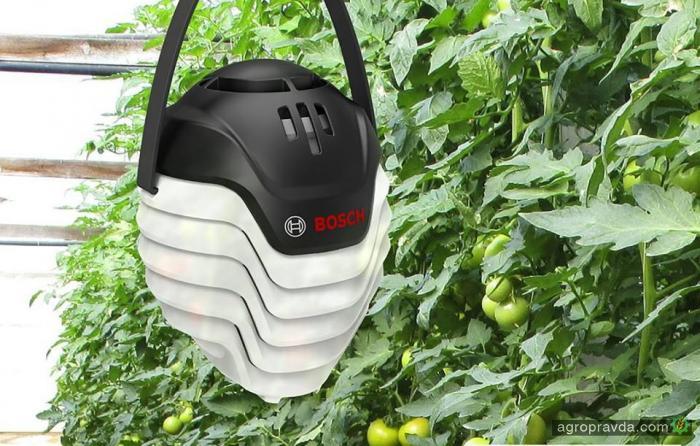 Bosch разработал сверхточную систему диагностики растений