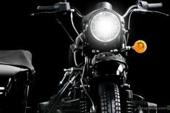 «Урал» построил мотоцикл для Дарта Вейдера