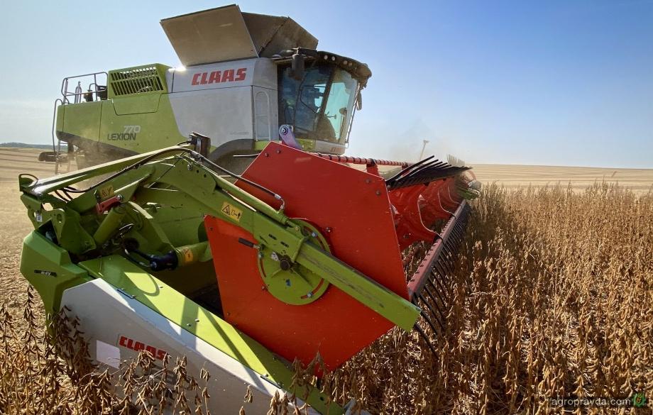 Во вторую волну уборки «Континентал» планирует собрать 86 тыс. га поздних зерновых