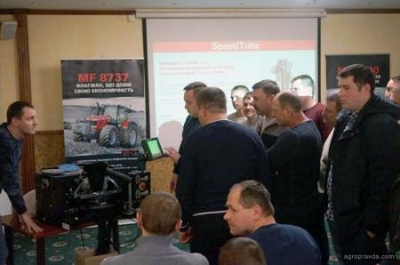 АМАКО Украина провела аграрные конференции в Киеве и Черкассах