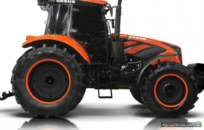 Европейский производитель тракторов сосредоточится на электротранспорте