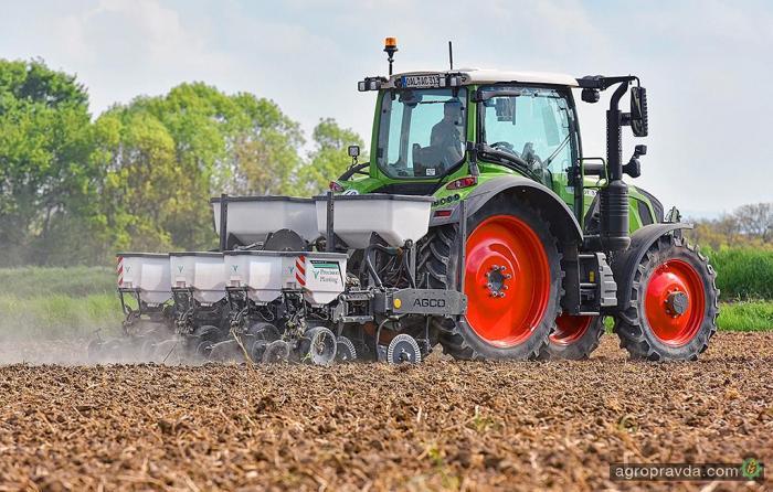 Новый Precision Planting представили в Украине и Европе