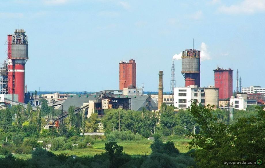 Северодонецкий «АЗОТ» в 3 раза нарастил выпуск минеральных удобрений