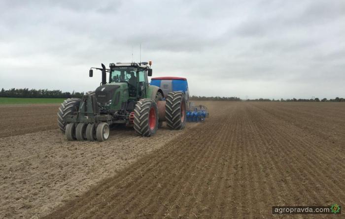 Производство зерновых в 2018-м должно достигнуть новой рекордной отметки