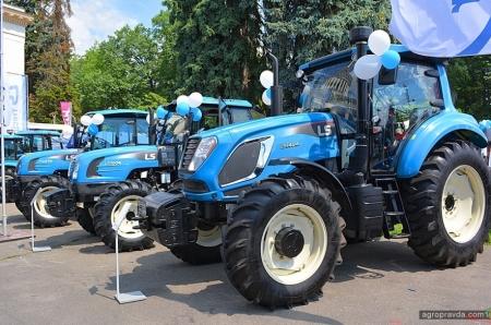 LS Tractor представил на «АГРО-2019» весь модельный ряд тракторов