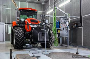 Как собирают трактора Zetor. Фото