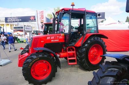 В Украине дебютировал трактор МТЗ нового поколения