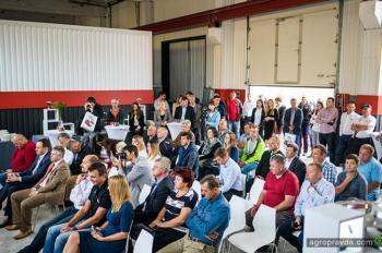 В Борисполе открылся новый дилершип Titan Machinery