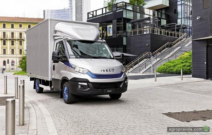 IVECO Daily Blue Power получил награду «Грузовой Фургон 2018 года»