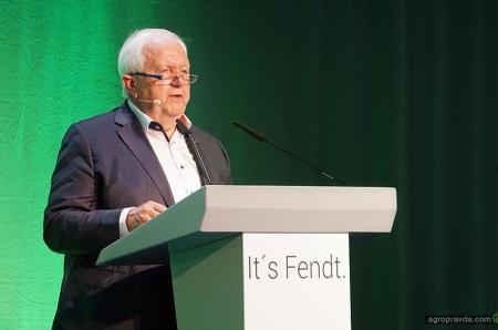 Fendt готовится продавать по 20 тыс. тракторов ежегодно