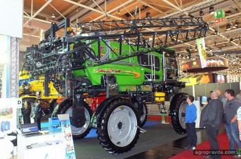 Основные новинки Agritechnica-2015. Опрыскиватели