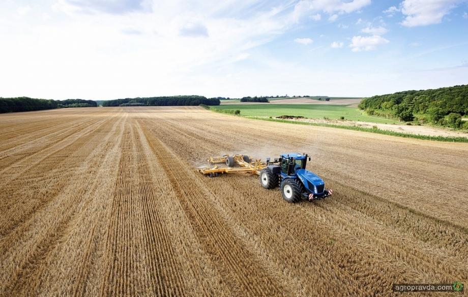 New Holland рассказал о системе автоматического вождения PLM на трактора