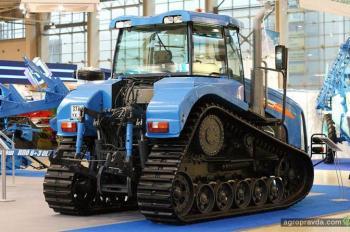 Состоялась презентация трактора «Агромаш-Руслан»