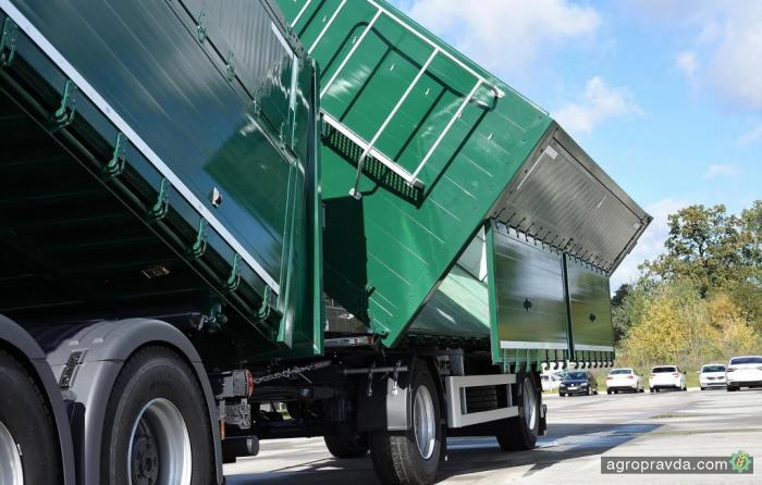 Украина экспортировала 11,7 млн тонн зерна
