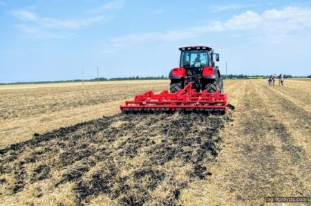 В агрохолдингах рассказали о технике Lozova Machinery