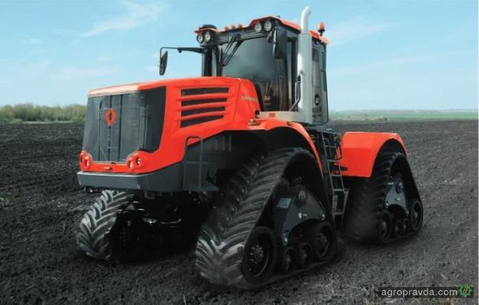 ПТЗ представит новый гусеничный трактор
