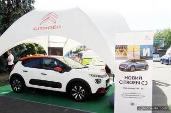 Что показал Citroen на АГРО-2017