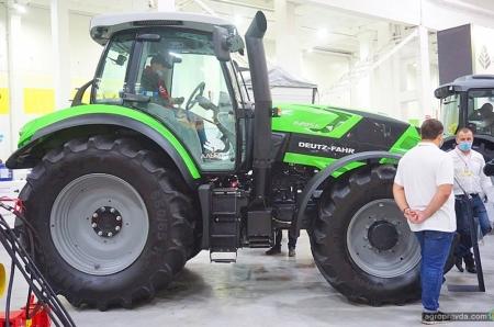 Самые интересные тракторы выставки АгроЭкспо-2021