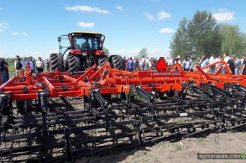 Какие агрегаты для почвообработки показали на Дне агротехнологий