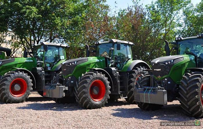 Тракторы Fendt прошли проверку временем и украинскими полями