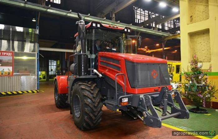 Грозу тракторов John Deere и Claas представят в Москве