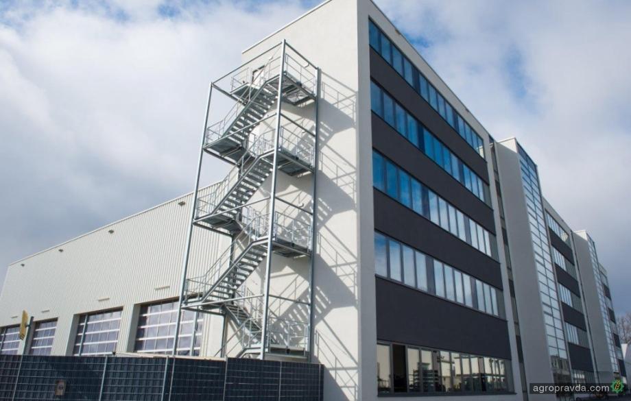 Claas открыл новый испытательный центр