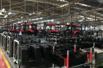 ХМЗ хочет выпускать тракторы YTO
