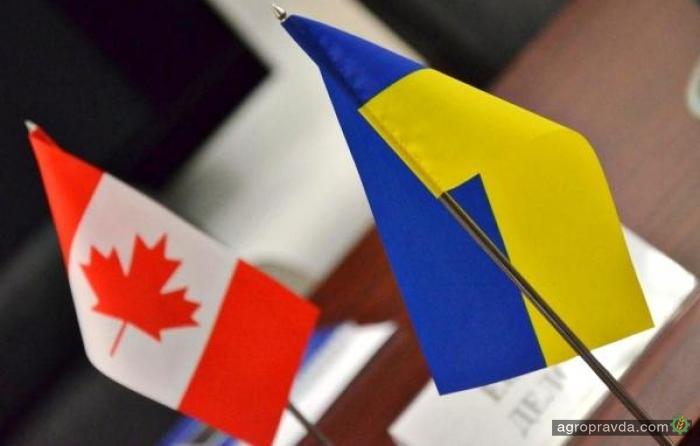 Канада проголосовала за ЗСТ с Украиной
