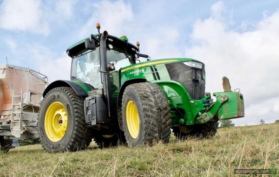 Michelin расширяет линейку сельхозшин