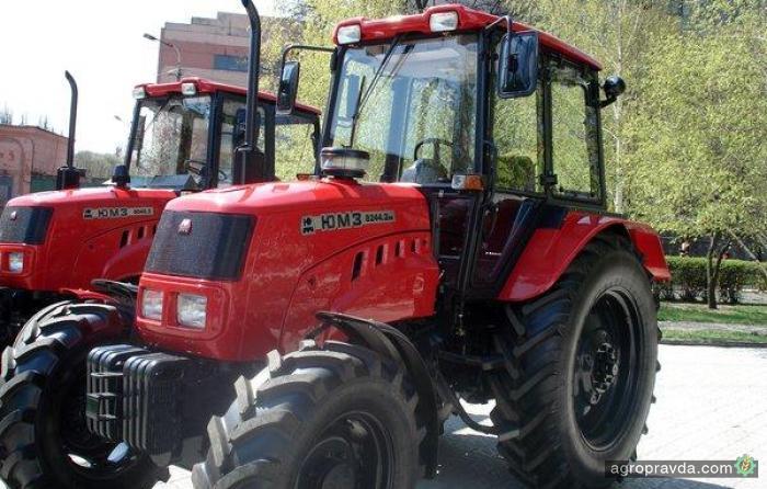 ЮжМаш будет выпускать тракторы для «Борэкс»