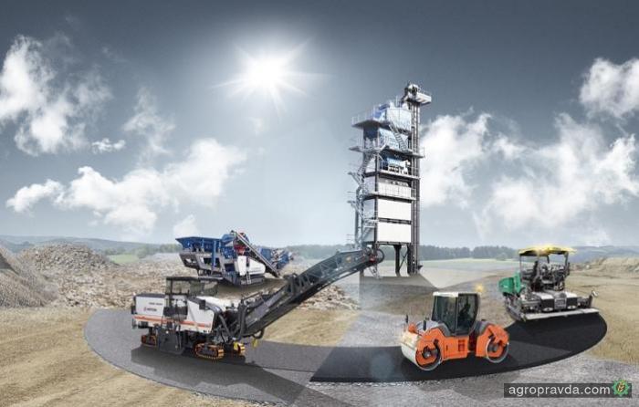Deere&Company приобрел производителя дорожно-строительной техники