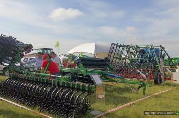 Сельхозтехника (и не только) на Агрошоу в Черкассах. Фото
