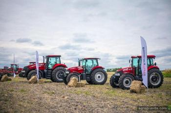 Как смотрятся новинки сельхозтехники 2018 г. на полях Украины. Фото