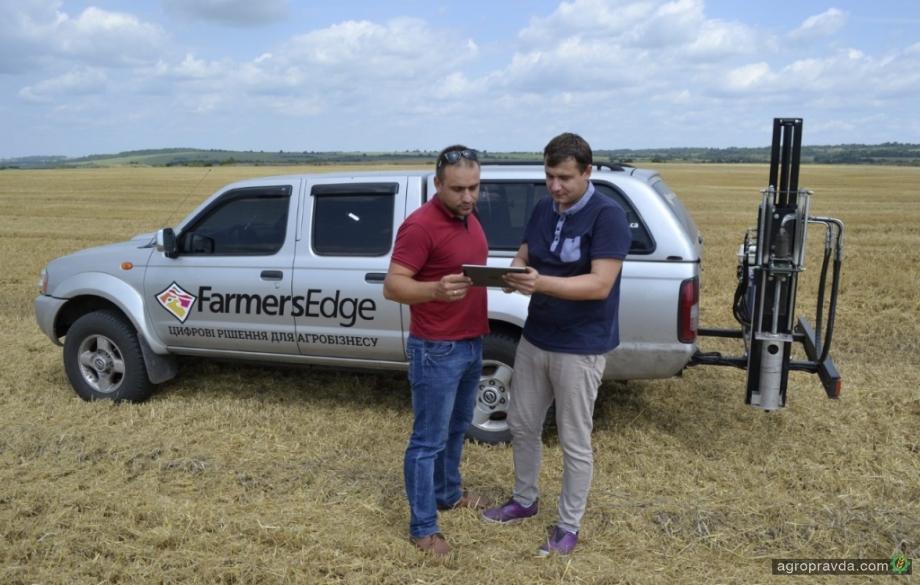 В Украине подписан первый контракт на уникальное цифровое решение для агробизнеса