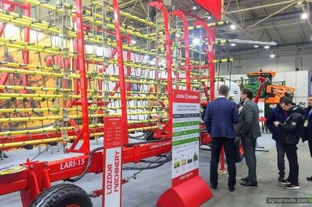 Lozova Machinery презентовала кейсы будущего на выставке в Киеве