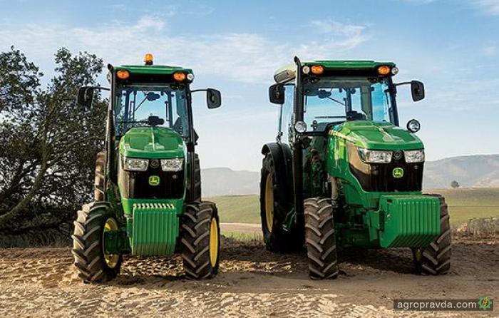John Deere раскрыл секрет тракторов 5G