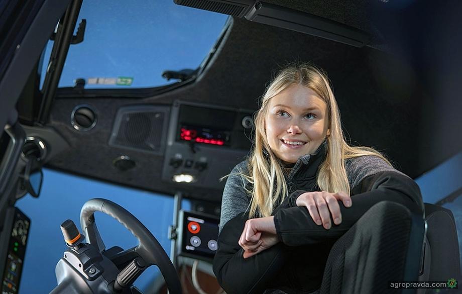 Valtra представила сразу две серии тракторов нового поколения