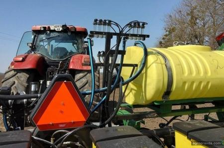 Titan Machinery активно внедряет точное земледелие в Украине
