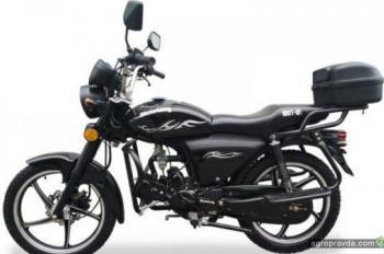 Самые популярные мотоциклы в Украине в сезоне-2018
