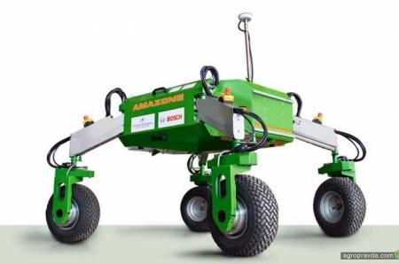 Решат ли проблему уплотнения почвы легкие автономные роботы